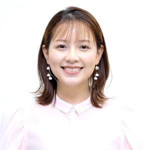 渡辺瑠海アナウンサー