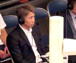 「ひかりTV」「dTVチャンネル(R)」で解説を務めた井上尚弥