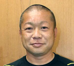 山本選手の恩師・武笠さん