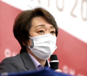 橋本聖子会長