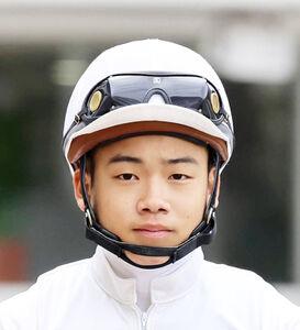 横山琉人騎手