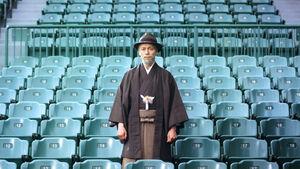 第103回全国高校野球選手権大会のCMに特殊メイクして出演した山崎育三郎