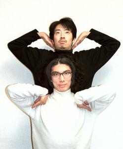 ラーメンズとして活躍した小林賢太郎(上)、片桐仁