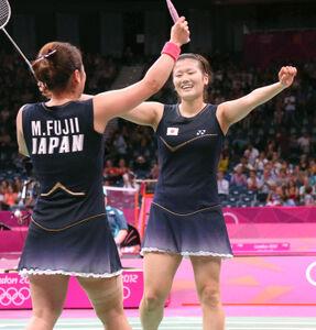 12年ロンドン五輪で銀メダルを獲得した垣岩さん