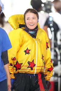 昨年の賞金女王・平高。浜名湖レディースチャンピオンでも断然の主役だ