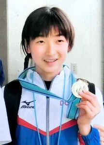 西小岩小学校6年生の池江璃花子