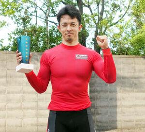 8度目のG3制覇とともに大会連覇を果たした稲垣裕之