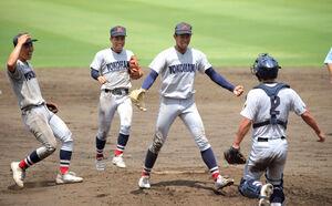 3年ぶりの優勝を決めた横浜