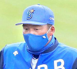 小池正晃・外野守備走塁コーチ