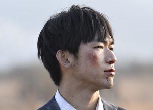 初の単独主演映画の公開日が決まったEXILE NAOTO