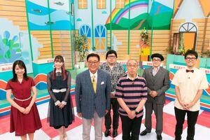 27年ぶりに復活する「お笑いマンガ道場」の出演者