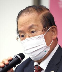 武藤敏郎事務総長