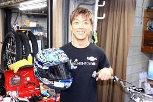 地元・伊勢崎で3度目のグランプリ制覇を狙う青山周平