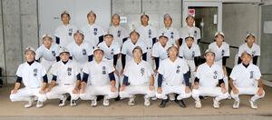 27年ぶりの全国制覇を目指す東海大静岡翔洋中ナイン