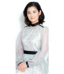 舞台版「二代目はクリスチャン」でゲスト主演を務める石田ひかり