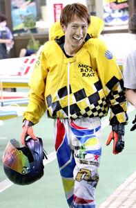 前回大会覇者の中田が再び主役の座を狙う