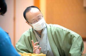 藤井三冠との対局をモチベーションにしているという渡辺明名人