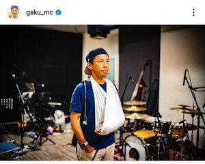 GAKU-MCのインスタグラム(@gaku_mc)より