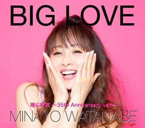 新曲「BIG LOVE」のジャケット