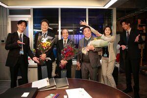 キントリの面々(c)テレビ朝日