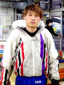 昨年大会は優勝戦3着に終わった上田。リベンジに燃える