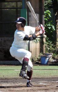 プロ志望届を提出した早大・準硬式野球部の関大輝