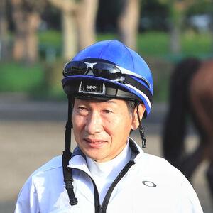 55歳の年齢を感じさせない柴田善臣騎手
