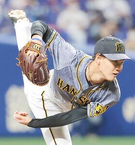 及川雅貴は阪神投手陣の「新7回の男」になり得るか