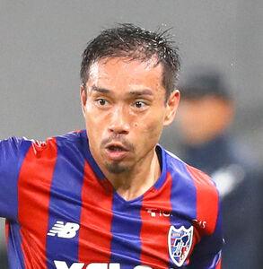 FC東京・長友佑都