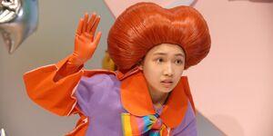 映画「POP!」に主演した小野莉奈